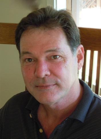 Frank Mahy